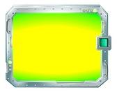 Futuristic screen or sign border frame