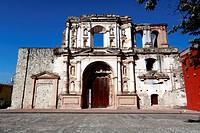 Exterior of Iglesia y Convento De San Agustin