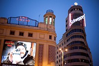 Cines Callao, Plaza del Callao, Madrid, Spain