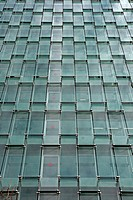 glass, Interface building, 2009, arch. Batlle i Roig, 22 @, Barcelona, Catalonia, Spain