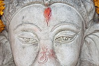 Ganesha Steinskulpture Ganesha Stone Sculpture