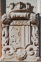 Coat of Leipzig