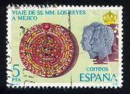 Mexican Calendar Stone