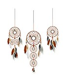 WR1001004 Dreamcatchers set