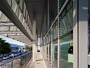 A headquaters building designed by Dublin based architects de Blacam & Meager for the Caribbean mobile phone provider Digicel G