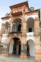 Antequera town, Malaga province, Andalusia, Spain