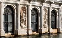 Italy, Veneto, Venice, palace