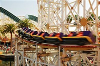Speeding Coaster