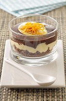 Chocolate Tiramisu Verrine