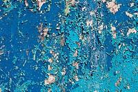 Cracked grunge brick wall background