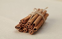 Food, Food And Drink, Cinnamon, Cinnamon Stick, Bundle, Bunch, Spice, Twine, Healthy Eating,