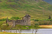 RDC-355787 Kilchurn Castle Loch Awe Argyll and Bute Highlands Scotland