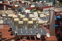 Resort Alanya, Turkiet Solar energy ,hot water