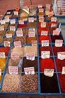 Resort Alanya, Turkiet Vegetable market