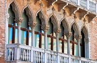 Renaissance palace in Venice