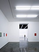 The third of the White Cube galleries opened in Bermondsey in London in 2011. The gallery is set in a large converted 1970s ware