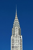 Chrysler Building, Midtown, Manhattan, New York City, New York, USA, PublicGround