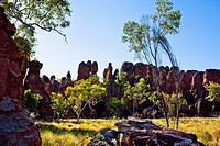 Australia, Northern Territory, Limmen National Park, Southern Lost City