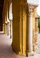 Courtyard of the Great Mosque - Cordoba - Andalucia - Spain - Europe