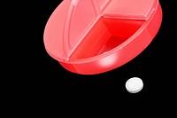 Pill Box and Pill