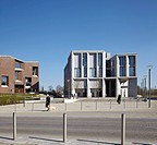 The new Medical School building and the students accommodation are located on the University of Limerick campus across the Shann