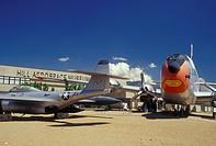 Ogden, UT, Utah, Hill Aerospace Museum