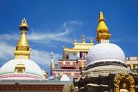 Kathesimbhu Stupa, Kathmandu, Nepal.