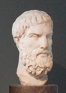Epicurus of Samos,(341 BCE – Athens, 270 BCE) Greek philosopher and the founder of the school of philosophy called Epicureanism. Only a few fragments ...