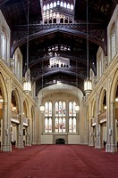 City of London, The Guildhall, The City powerhouse since the twelfth century. The Old Library LONDON, UNITED KINGDOM, Architect.