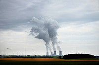 Cooling towers of Nuclear Power Plant Dukovany, older of the two Czech nuclear power plants, Czech Republic pictured on June 14, 2013. (CTK Photo/Libo...