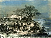 Quebrada D'Islay 1869
