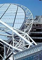 SYDNEY OLYMPICS, SYDNEY, AUSTRALIA, Architect BLIGH LOBB SPORTS ARCHITECTURE, 2000.