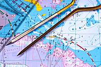 navigation circle.