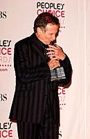 Robin Williams - Los Angeles/California/United States - 33RD ANNUAL PEOPLE'S CHOICE AWARDS: PRESSROOM