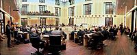 Panoramic picture: meeting of the German Bundesrat ( Council of Constituent States ). - BERLIN, GERMANY, 07/11/2003