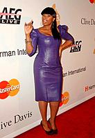 Jennifer Hudson - Beverly Hills/California/United States - 2010 CLIVE DAVIS PRE-GRAMMY PARTY