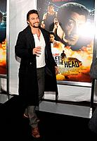 Jason Momoa - New York/New York/United States - NEW YORK PREMIERE OF BULLET TO THE HE
