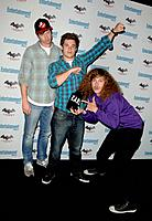 Anders Holm, Blake Anderson & Adam DeVine - San Diego/California/United States - 5TH ANNUAL ENTERTAINMENT WEEKLY COMIC-CON CELEBRATION