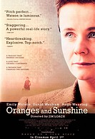ORANGES AND SUNSHINE EMILY WATSON
