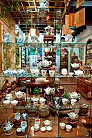 Tea Store, Chinatown, Republic of Singapore, Singapore, Malaya Peninsula