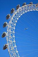 The London Eye, London, England, UK.
