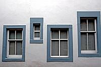 Windows, St. Andrews, Scotland, UK