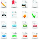 PROFESSIONAL ICON SET / DOCUMENTS
