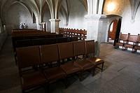 Church pews