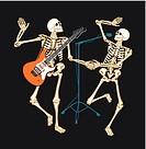 skeleton concert