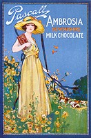 Pascall's Ambrosia Devonshire Milk Chocolate