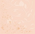 flower background vector banner pattern frame