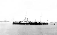 Gravesend, HMS Gleaner 1902