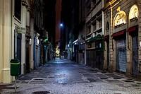Street São Bento, Center, São Paulo, Brazil