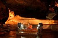 Thailand, ape temple, Buddha cave - Thailand, 01/01/2009